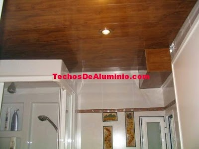Techos aluminio Játiva