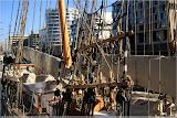 Sandtorhafen, Traditionsschiffhafen