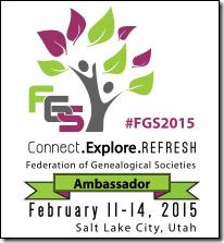 祖先的内幕家是官方FGS会议大使