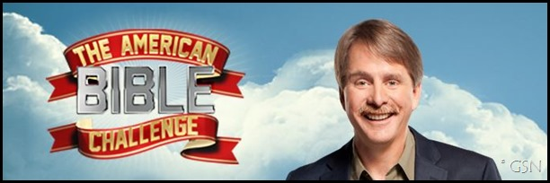 The American Bible Challenge Header