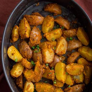 Roasted Romesco Potatoes