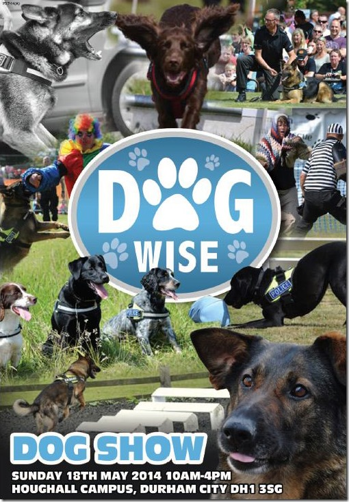 Dog Wise 2014 Poster (port)