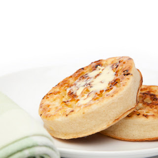 Traditional Crumpet