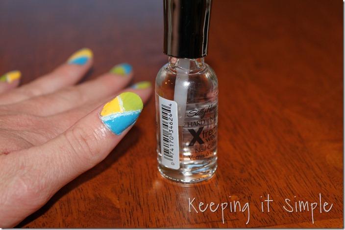 color blocking nails (15)