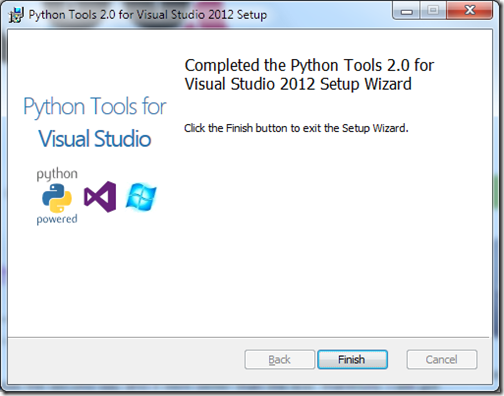 PythonForVisualStudioInstallation4