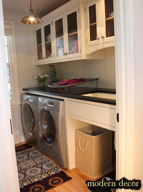 small Laundry Room ideas 2013