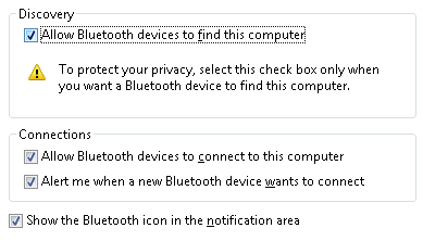 bluetoothoptions