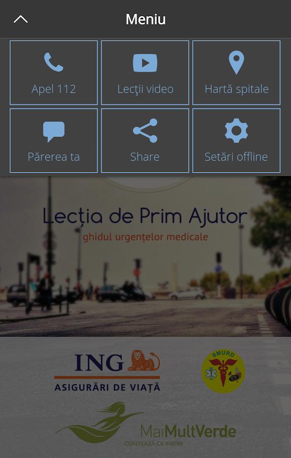 Lectia de Prim Ajutor - screenshot