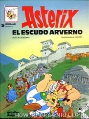 P00012 - Asterix El Escudo Arverno