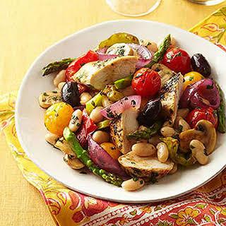 Roasted Mediterranean Chicken.