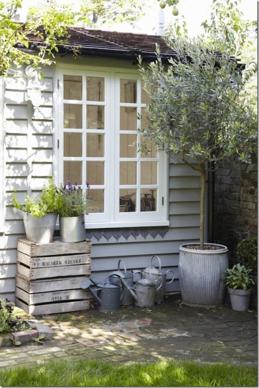 case e interni - casa di vacanza in giardino UK (11)