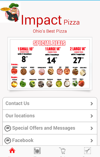 Impact Pizza