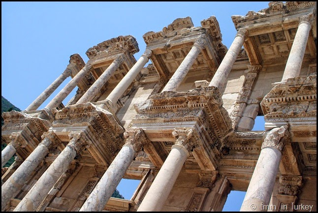 The Celsus Library at Ephesus