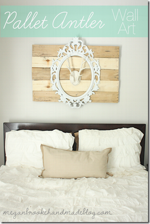 Pallet-Antler-Wall-Art