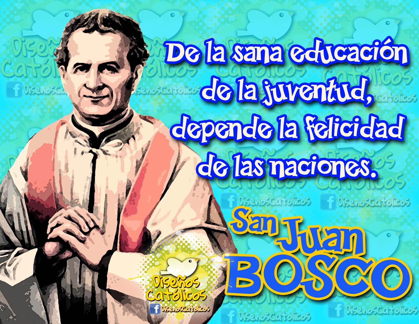 Dom Bosco Frases 2 Quotes Links