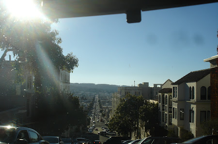 Vacanta San Francisco: Cea mai neintortocheata strada