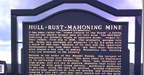 Travelling With The Strongs Hibbing Mn Hull Rust Mahoning