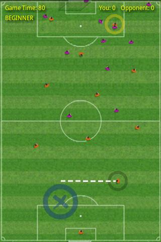Football Game (soccer) - screenshot