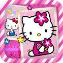 hello kitty live wallpaper HD icon