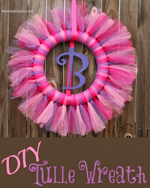 DIY-Tulle-Wreath