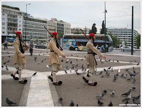 Гвардейцы Национальной Гвардии - эвзоны