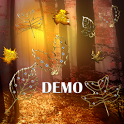 Fall Golden Diamond Leaf DEMO icon