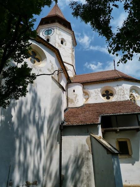 Fortificatii sasesti in Transilvania: Biserica din Prejmer
