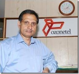Murthy Chintalapati Founder-CEO Ozonetel Systems [KooKoo.in]
