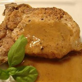 Pork Chops with Vinegar.