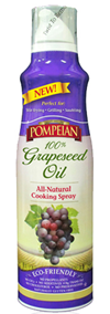 Pompeian Grapeseed Oil Spray