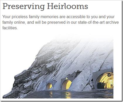 Fumanysearch.广告保存家庭记忆。