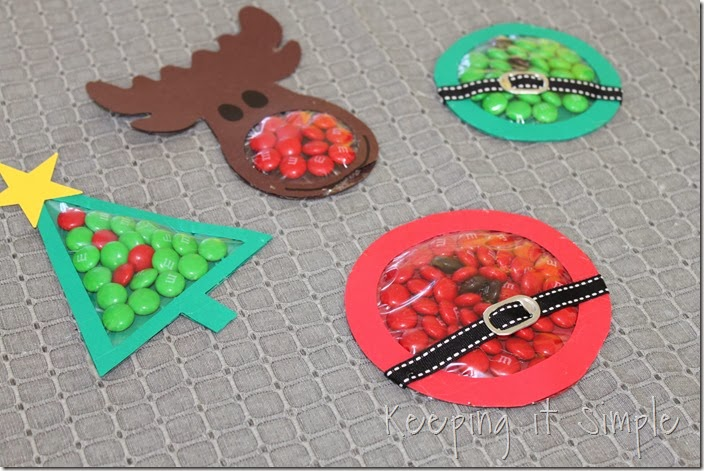 christmas mm pouches freeprintable - Christmas Candy Crafts