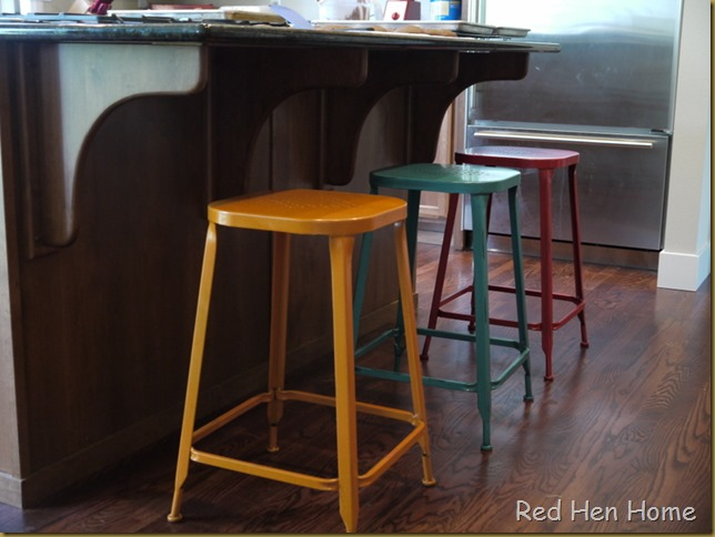 stools, guest chalet 002