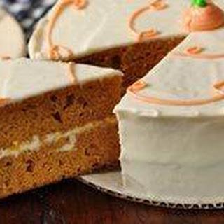 Pumpkin Spice Cake Recipe & Video
