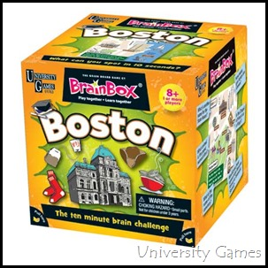 Brain Box Games