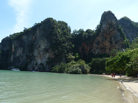 Plaja Thailanda: Railay East Beach