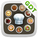 Autumn Cuisine GO Getjar Theme icon