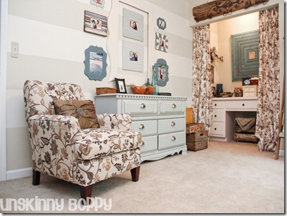 Pottery Barn knockoff Home Office Decorating Ideas (5 of 73)