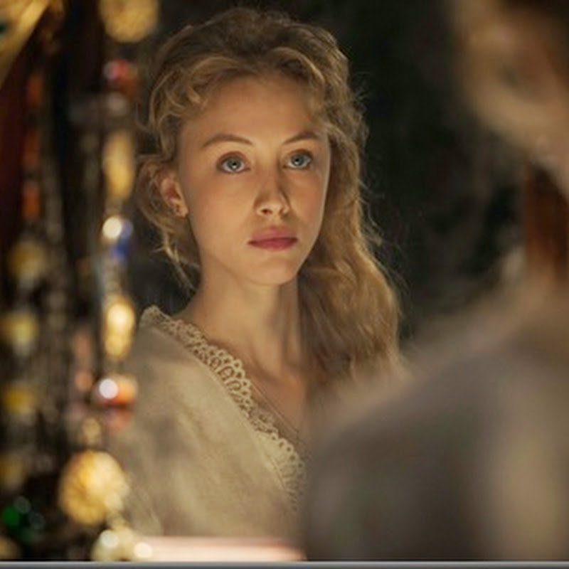 "Rising Star is Prince Vlad's Wife, Mirena in ""Dracula Untold"" (Opens Oct 15)"