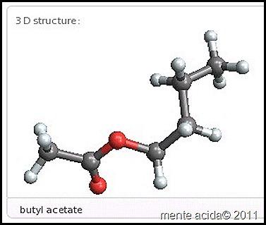 acetato de butilo 3d