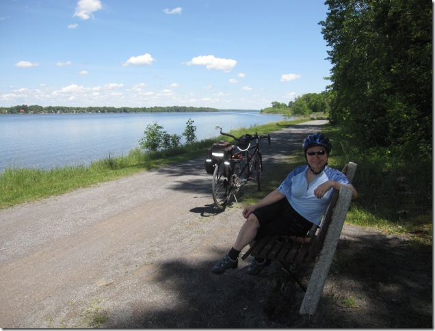 0603-1-Cycling along Ottawa River