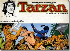 P00007 - Tarzan #7