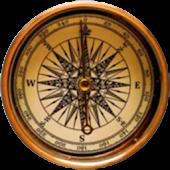 Brujula con localización GPS