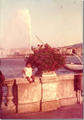 K at lake Geneve