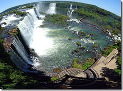 Iguacu Falls, Brazil - Wikimedia Commons