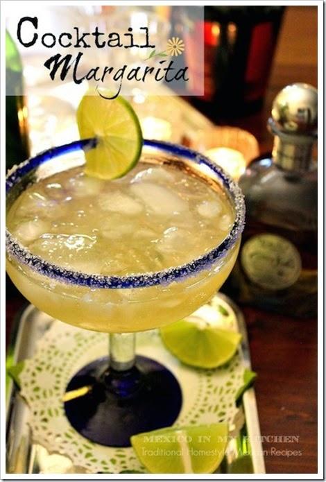 Margarita Cocktail recipe original