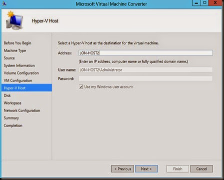 HYPER-V,SYSTEM CENTER AND AZURE: Physical to Virtual Machine