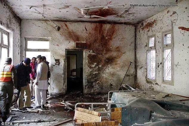 Attach on School Children in Peshawar