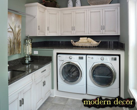 small Laundry Room furniture 2013