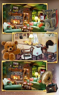 Hidden Objects - Messy Home Screenshot 4